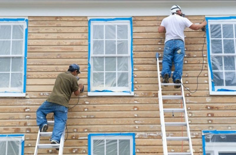 How to find exterior house painters near me? – 1st Painting Contractors